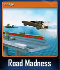 Road Madness Card 3