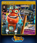 Robot Rescue Revolution Card 1