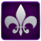 Saints Row The Third Badge Foil