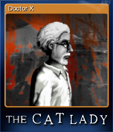 The Cat Lady Card 1