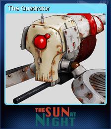 The Sun at Night Card 6