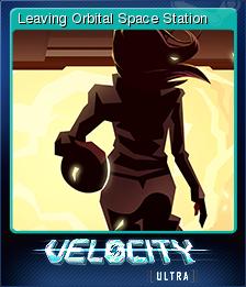 Velocity Ultra Card 4