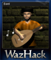 WazHack Card 10