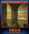 1954 Alcatraz Card 7
