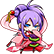 BlazBlue Chronophantasma Extend Emoticon Amane