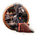 Bounty Train Badge 4