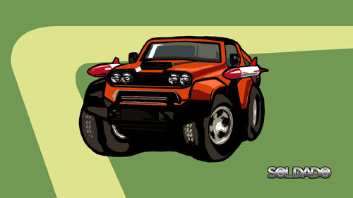 Carnage Racing Artwork 2