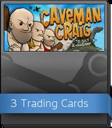 Caveman Craig Booster Pack