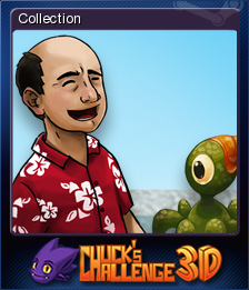 Chucks Challenge 3D Card 1