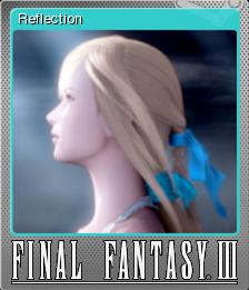 FINAL FANTASY III Foil 5