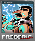 Frederic Evil Strikes Back Foil 5