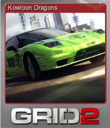 GRID 2 Foil 6