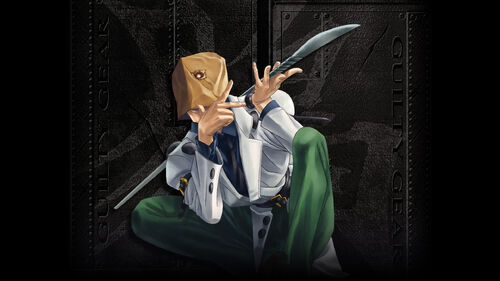 Guilty Gear Isuka Artwork 03
