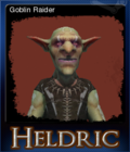 Heldric The legend of the shoemaker Card 1