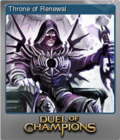 Might & Magic Duel of Champions Foil 6