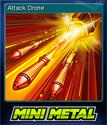 Mini Metal Card 05