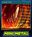 Mini Metal Card 06