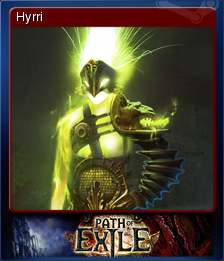 Path of Exile Card 01