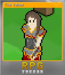 RPG Tycoon Foil 3