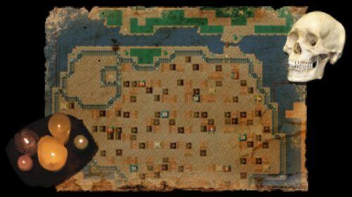 Realms of Arkania 2 Artwork 5