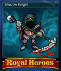 Royal Heroes Card 5