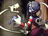 Skullgirls - Squigly