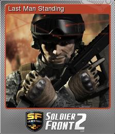 Soldier Front 2 Foil 3