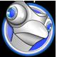 Spy Chameleon RGB Agent Badge 5