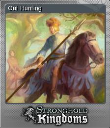 Stronghold Kingdoms Foil 4