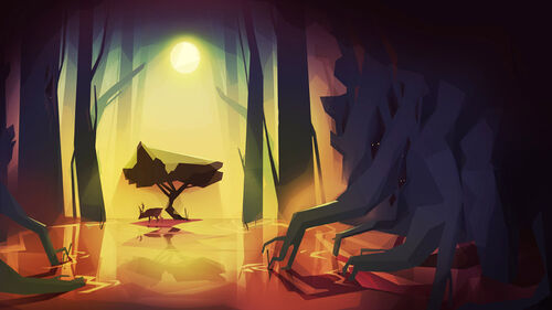 The Deer God Artwork 5