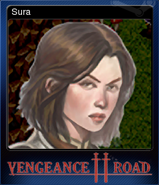 Vengeance Road Card 5