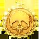 Zombie Driver HD Badge Foil