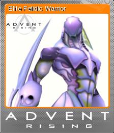 Advent Rising Foil 02