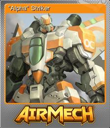 AirMech Foil 1