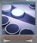 Backgammon Blitz Foil 4