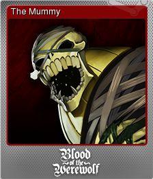 Blood of the Werewolf Foil 6