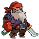 Braveland Pirate Badge 2