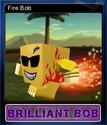 Brilliant Bob Card 1