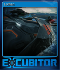 Excubitor Card 1