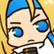 GUILTY GEAR XX ACCENT CORE PLUS R Emoticon ggxxacmillia