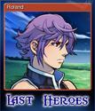 Last Heroes Card 4
