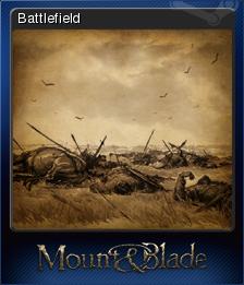 Mount & Blade Card 10