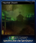 Overcast - Walden and the Werewolf Card 3