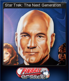 Pinball Arcade Card 4