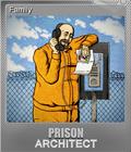 Prison Architect Foil 6