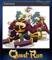 Quest Run Card 15