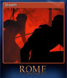 Rome Total War Card 6