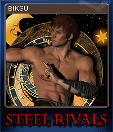 STEEL RIVALS Card 2