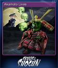 Skulls of the Shogun Card 7