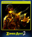 Sniper Elite Nazi Zombie Army 2 Card 6